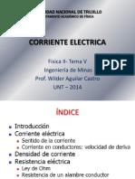 Corriente Electrica(Tema v)
