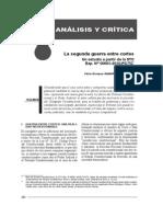 Analisis y Critica 1-2010