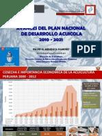 02 Avances en La Implementación Del PLan Nacional de Desarrollo Acuícola