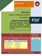 Laporan Kpr 4063 Update