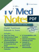 IV Med Notes