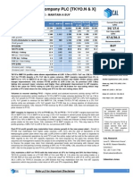 Tkyo - 9mfy14 Earnings Note - Buy - 19 Feb 2014