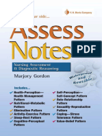 Assess Notes Nursing Assessment