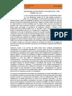 Estrategia Sanitaria Nacional de Salud Mental y Cultura de Paz