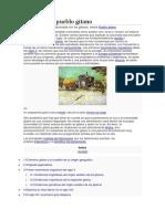 Historia Del Pueblo Gitano