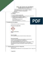 Hidróxido de Sodio 0.1N
