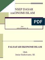 KONSEP DASAR EKONOMI ISLAM.ppt