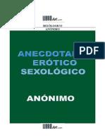 Anónimo - Anecdotario Erotico