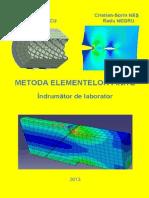 Indrumator Laborator Metoda Elementelor Finite