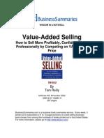 Value AddedSelling BIZ