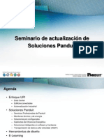 ESP ActualizaciónPanduit2012