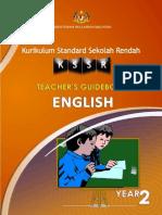 Modul Pengajaran Bahasa Inggeris Tahun 2