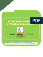 Fichas Estructura Frases Quién Qué Adónde1