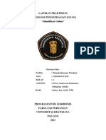 laporan identifikasi gulma