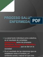 Proceso Salud Enfermedad - CLASE 2