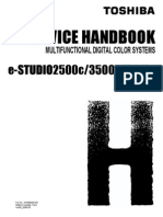 TOSHIBA Hand-e2500C-3500C-3510C
