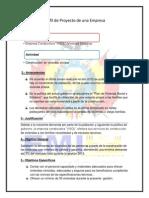 Perfil de Proyecto de una Empresa.docx
