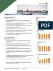 Swedbank*s Interim Report Q1 2014