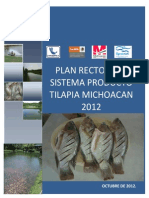 Plan Rector Tilapia 2012