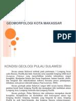 Geomorfologi Kota Makassar
