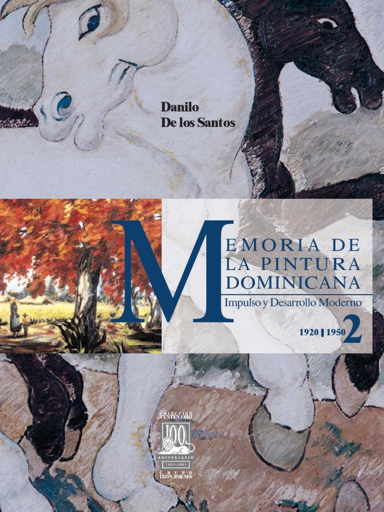 24106901 Memoria de La Pintura Dominicana Vol 2 6f5f773b1cf