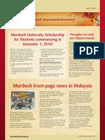 Study in Murdoch University Australia