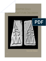 Sigilii Harappa (romanian title)