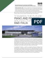 Beb Italia Building r Piano Egl Rev