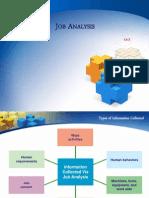 HRM Week3 - Job Analysis