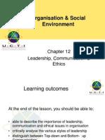 Chap_12 Leadership Communication Ethic