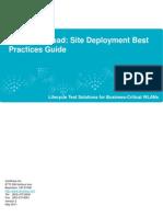 Cellular Offload Best Practices