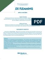Alex Flemming Atividades