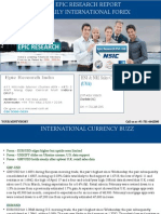 Daily IForex Signals Report by Epicresearch 28th April 2014