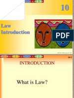 Law - Intro & Contract Act-1