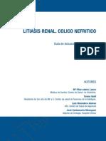 Litiasis renal. Cólico nefrítico