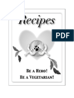 Vegan Recipe Book