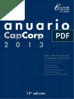 Anuario Cap Corp 2013