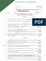 AD-HOC Networks Jan 2014 (2006 Scheme)