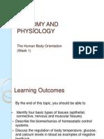 Week 1-Human Body Orientation(1)