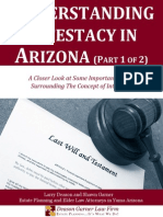 Understanding Intestacy in Arizona (Part 1 of 2)