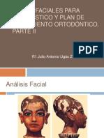 Llaves Faciales Para Diagnóstico y Plan de Tratamiento
