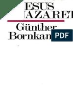 Günther Bornkamm (1975). Jesús de Nazaret (BEB 13) Salamanca, Sígueme..pdf