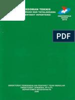 Pedoman Hipertensi Depkes 2006