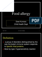 7.Food Allergy