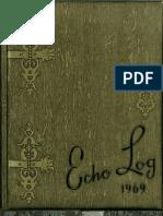 UCA 1969 Echo Log