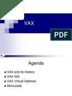 03 VAX Architecture