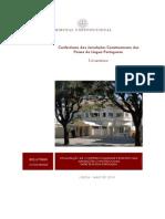 Fiscalizacão Da Constitcionalidade - Mocambique