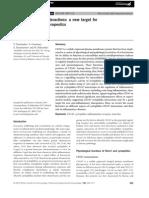 Cyclophilin–CD147 Interactions