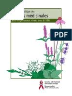 Un Guide Pratique Des Plantes Médicinales Pour Les Personnes Vivant Avec Le VIH