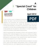 Aarambh TALK April 2014